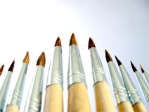 pain brushes