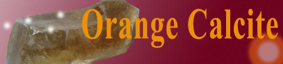baner, calcite orange stone