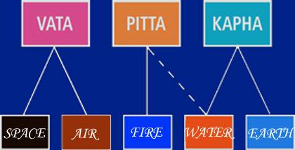 short description of the 3 doshas