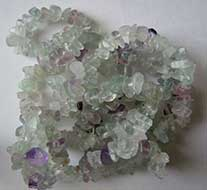 Fluorite crystal: review of its properties and meaning