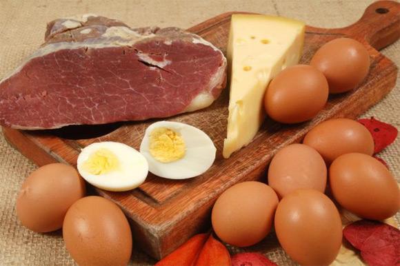 meso i jaja