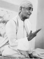 Jiddu Krishnamurti photo