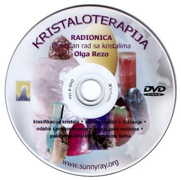 DVD kristaloterapije