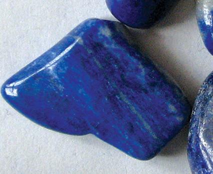 lapis lazuli blue stone