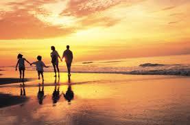 porodica u meditaciji