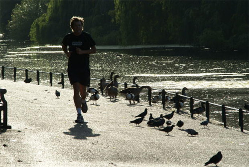 learn how you can meditate while running