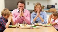 koncentracija na molitvu