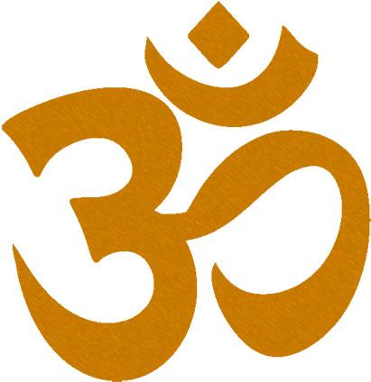 Om mantra symbol
