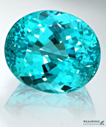 Paraiba Turmalin dragulj