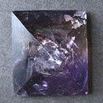 crystal pyramid