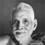 Ramana Maharshi photo