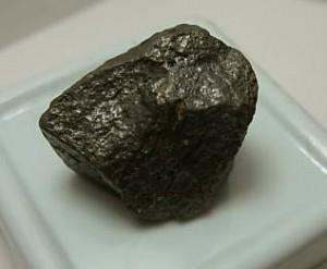 rough carbonado specimen