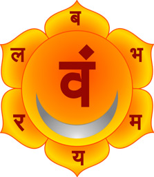 sacral chakra, spleen energy center