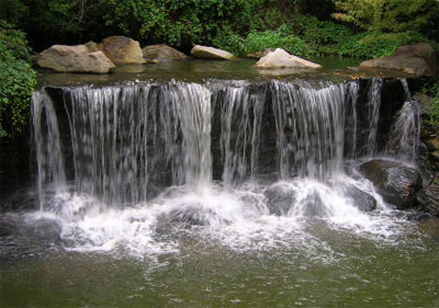 waterfalls are best natural sources of negative ions